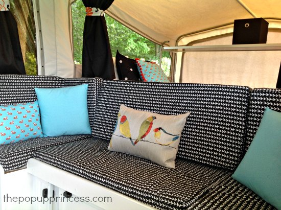 Pop Up Camper Cushions