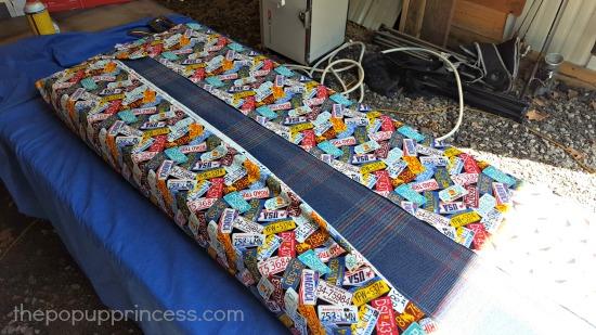 Pop Up Camper Cushions
