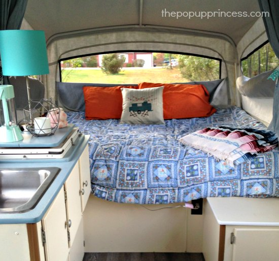 Pop Up Camper Pillows