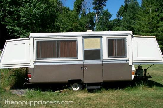 Apache Pop Up Camper