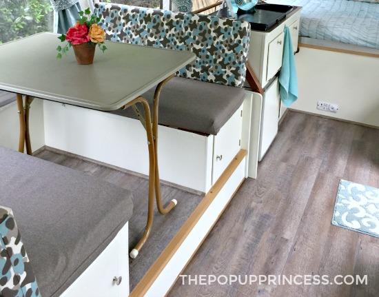 Pop Up Camper Floors