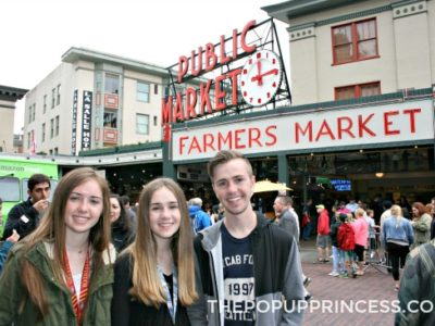 Seattle Family Vacation