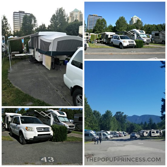 Capilano RV Resort