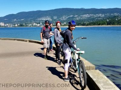 Pop Up Road Trip 2017:  Vancouver, British Columbia