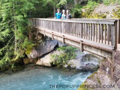 Pop Up Road Trip 2017: Glacier National Park
