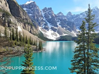 Pop Up Road Trip 2017:  Banff National Park, Canada