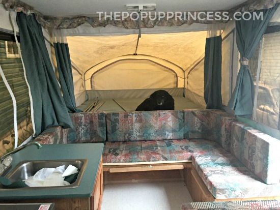 Viking Pop Up Camper