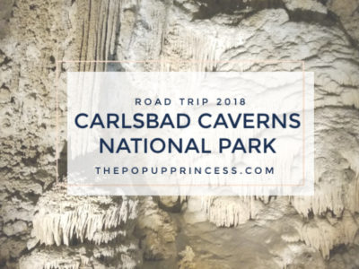 Road Trip 2018:  Carlsbad Caverns National Park