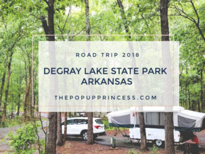 DeGray Lake State Park