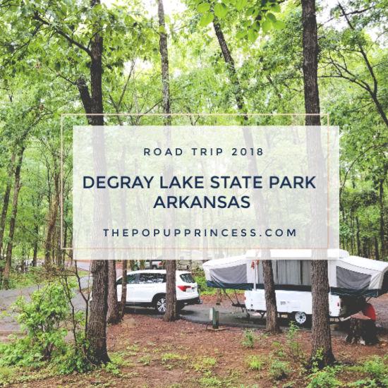 DeGray Lake State Park