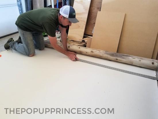 Pop Up Camper Flooring