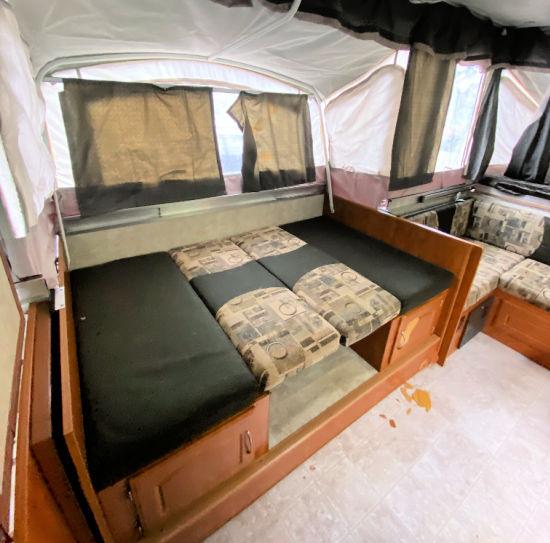 Fleetwood Pop Up Camper